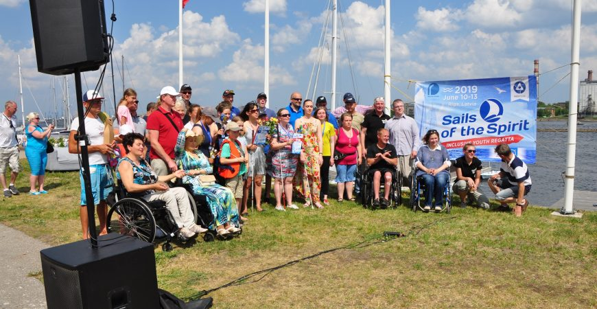 Inclusive Sailing Regatta 2019