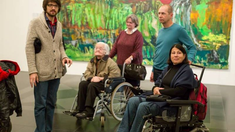 Contemporary Art Exhibition. Arts Programme TÊTE-À-TÊTE 2015