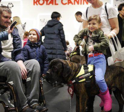 Charity Event with the Participation of Search and Rescue Dogs