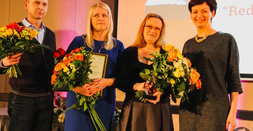 "The Association MOTUS VITA Awarded in ""Social Campaign"" Nomination"