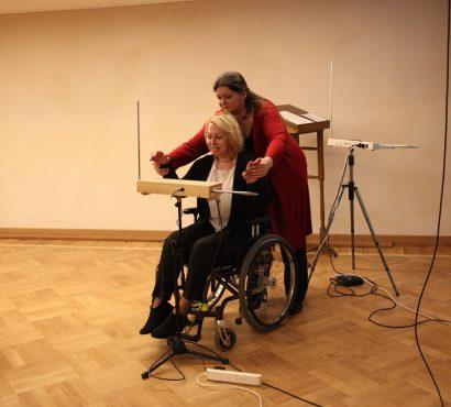 Concert by Olesya Rostovskaya. Thereminvox.