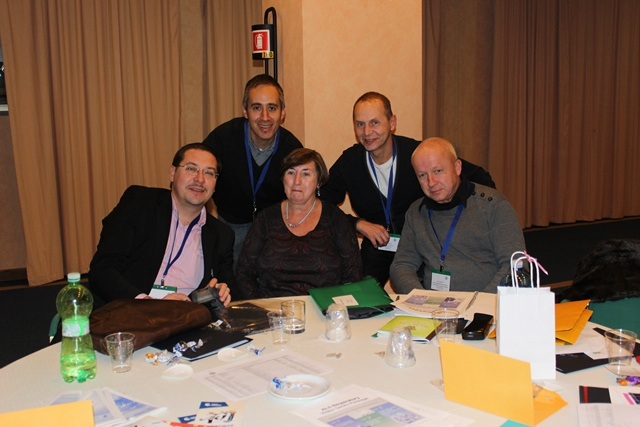 Annual Alliance Meeting. Milan, Italy