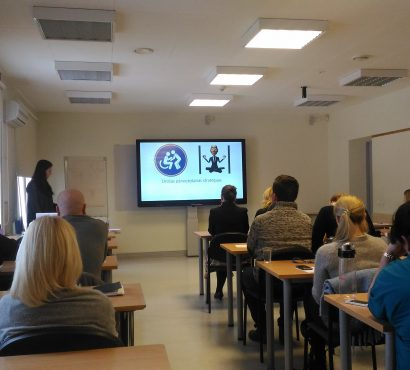 Seminars at the Riga International Airport