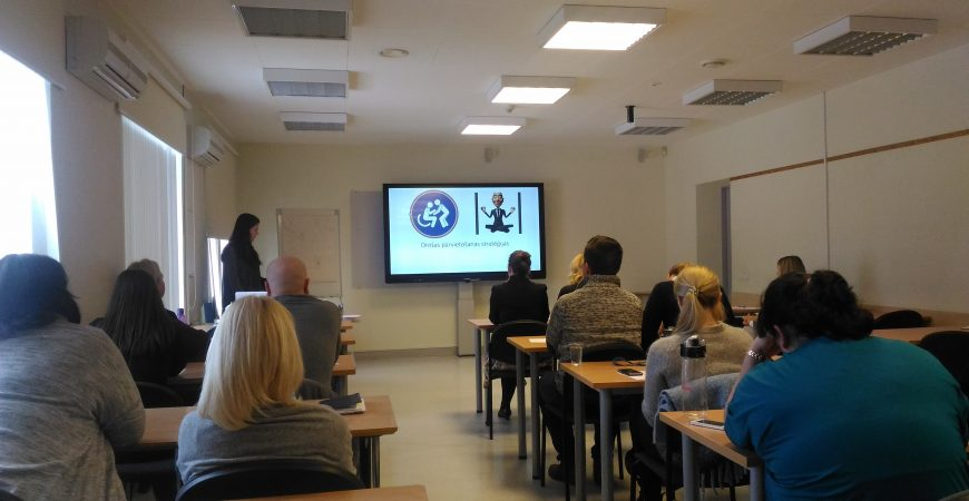 Seminars at the Riga International Airport